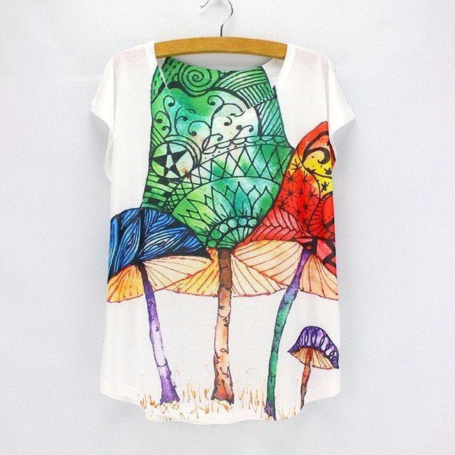 1345d4d4b4 Blusa Camiseta Elefante Mandala Psicodélica Hippie Ganesha - R  49 ...