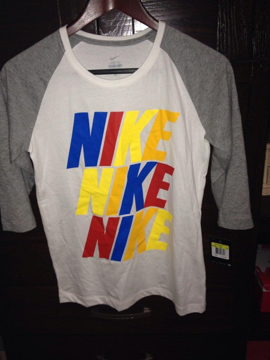 blusa camiseta nike nueva para mujer talla s chica gimnasio. Cargando zoom. b59610839696b