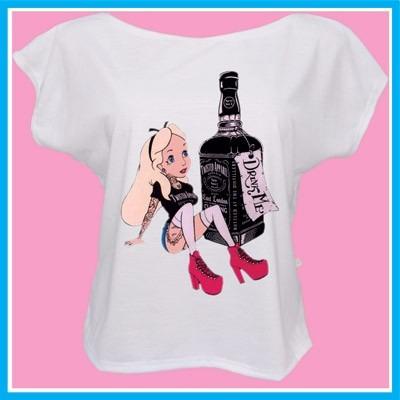 Blusa camiseta princesas tatuadas disney tattoo whisky for Princesas disney tattoo