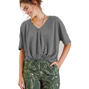 1c632f6f7 Blusas Femininas Cantao - Calçados, Roupas e Bolsas no Mercado Livre Brasil