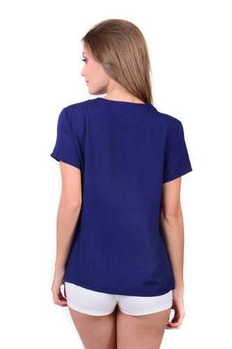 blusa capricho collection cmf-146
