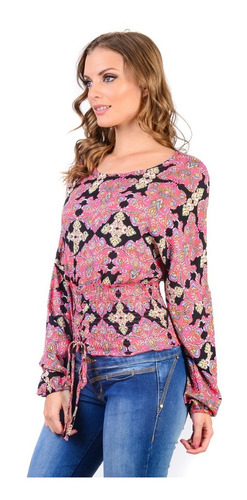 blusa capricho collection cmf-211