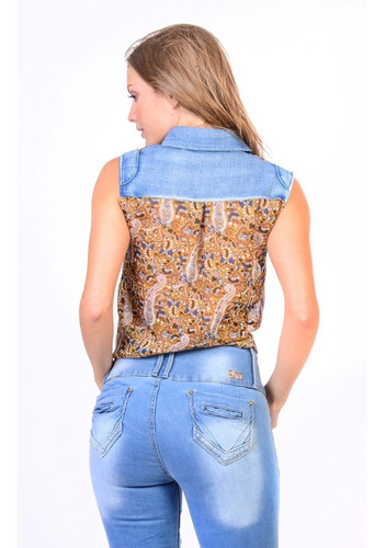 blusa capricho collection cmf-246