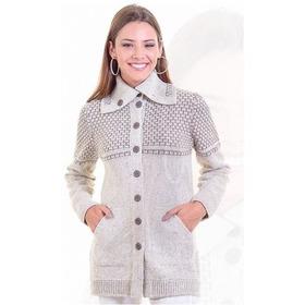 Blusa Casaco Feminino Em Lã Com Bolso Super Quente Lindos