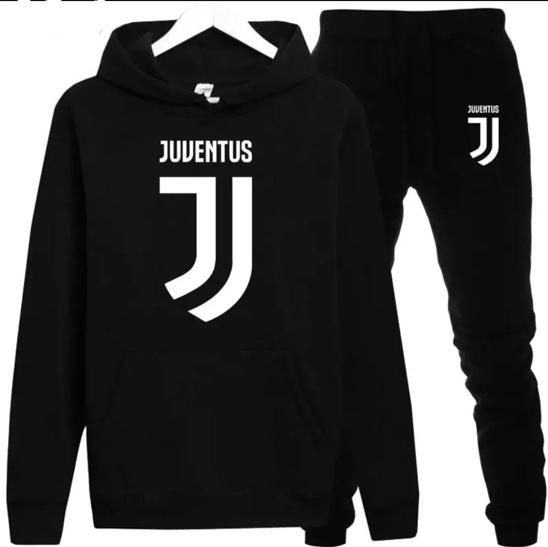 535442b36b Blusa Casaco Moletom + Calça Conjunto Esportivo Juventus - R  154