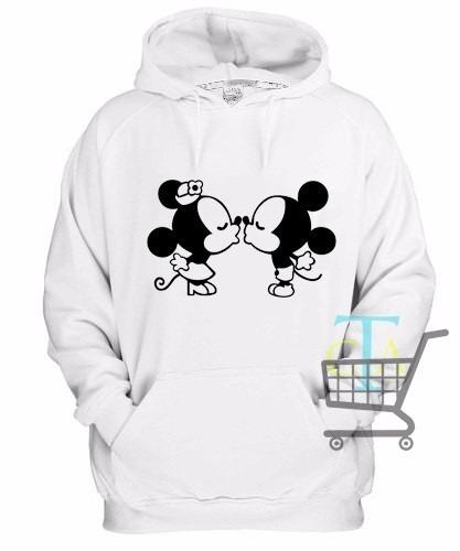 Blusa Casaco Moleton Feminino Moletom Mickey Minnie Disney - R  69 ... 5c88b746768