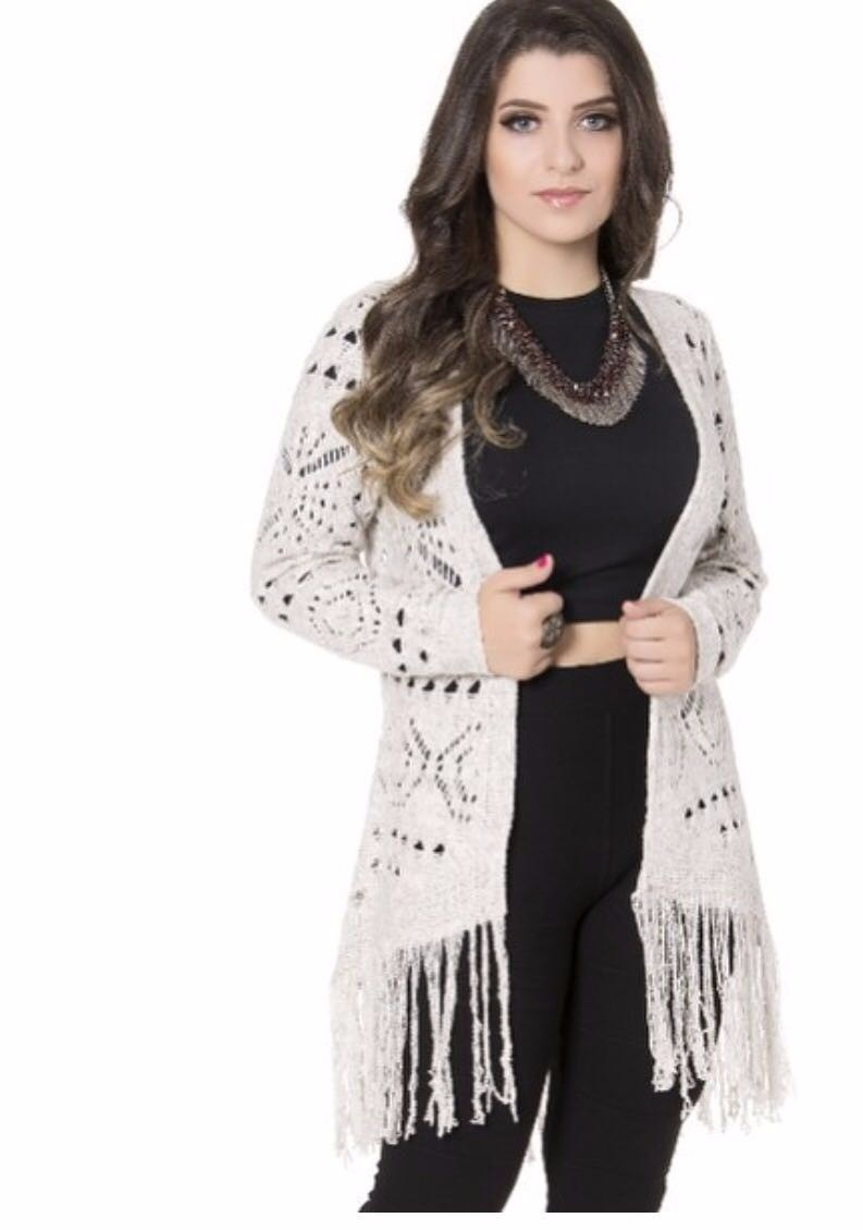 6d377eae6 blusa casaco tricot feminina roupa feminina frete gratis. Carregando zoom.