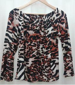 7424c40d6 Blusas Femininas Em Tecido Viscose - Blusas Feminino no Mercado Livre Brasil