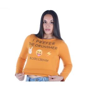 4a346e058 Blusa C Metalizados Roxo Colcci - Camisetas e Blusas no Mercado ...