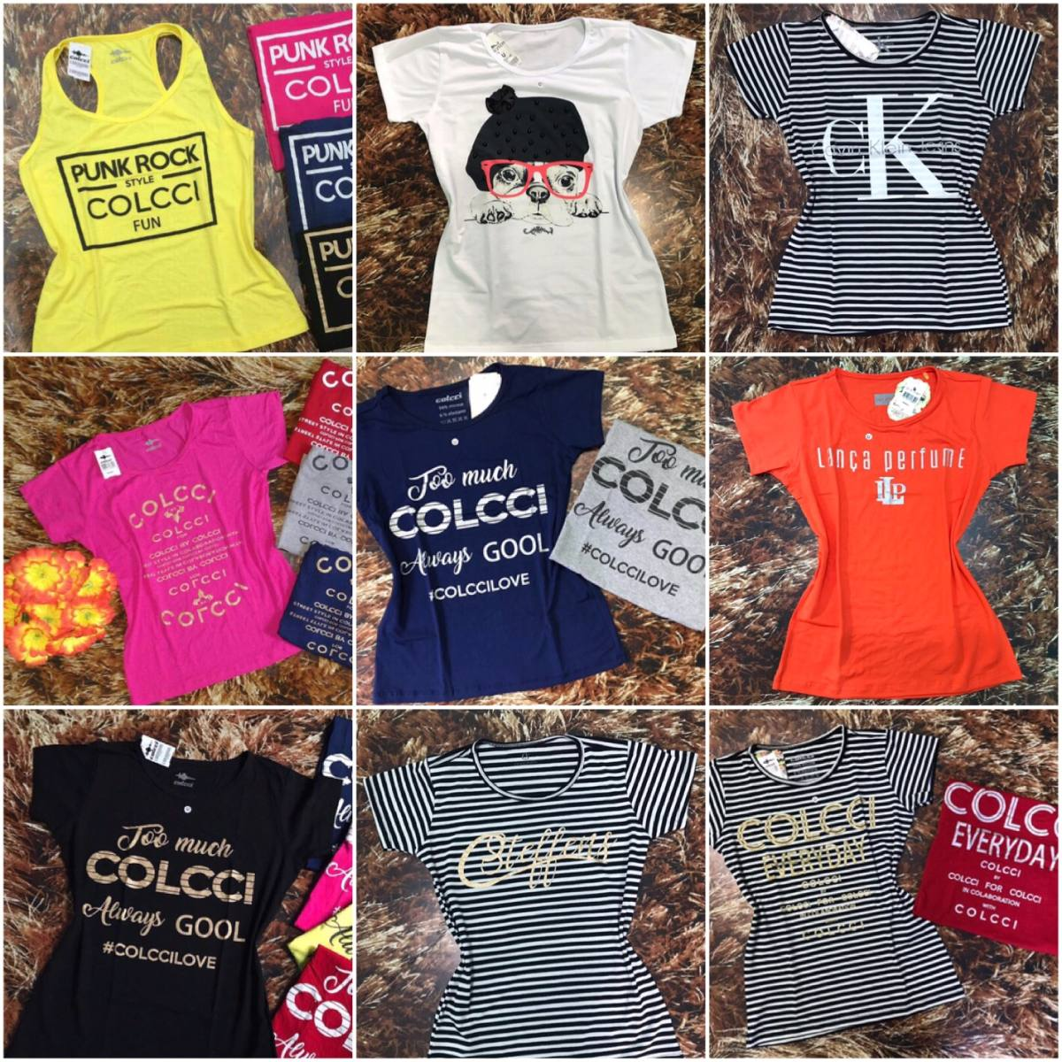 4bb80cbc3 Blusa Colcci Feminina T-shirt, Regata E Camiseta - R$ 35,00 em ...