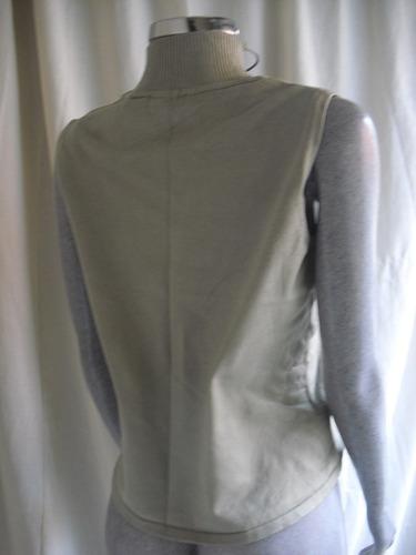 blusa color cilantro marca white stag talla s