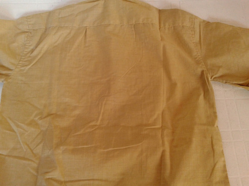 blusa color ocre talle s impecable!