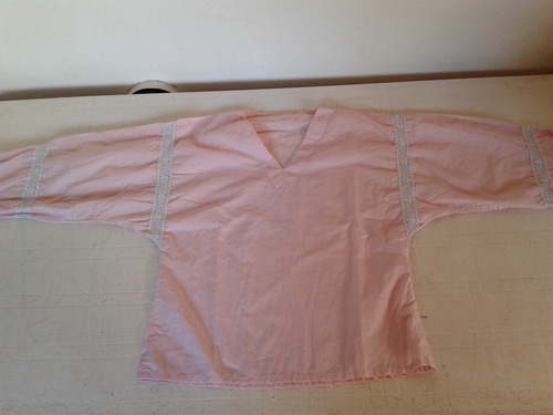 blusa color rosa talle m impecable!