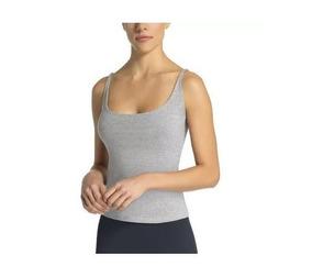 e7cf26fa4117cd Blusa Cotton Regata Lupo Clássica Loba Algodão 45137-001