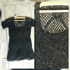 Blusa Crochet M