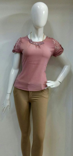 blusa dama  calada 087