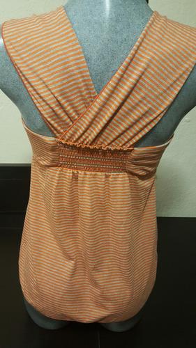 blusa dama moda importada talla mediana stretch