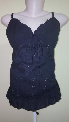blusa de broderi (100% algodão) zephirus original importado.