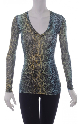 blusa de colores bcbgmaxazria