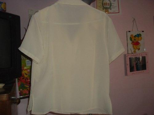 blusa de dama