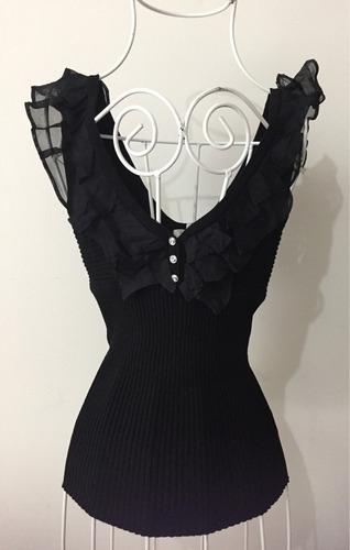 blusa de dama cache talla xs