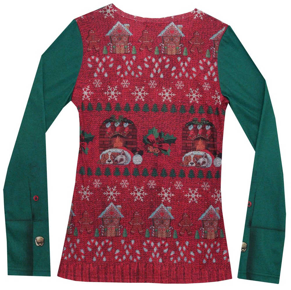 Blusa De Feo Chaleco De Navidad Talla S Para Mujer -   150.550 en ... ebe3bee06449
