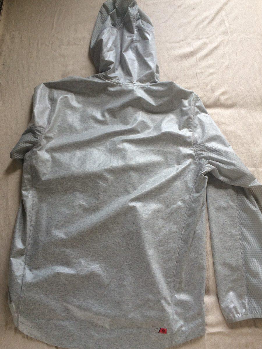 9244ba768cd blusa de frio adidas d. rose prata original. Carregando zoom.