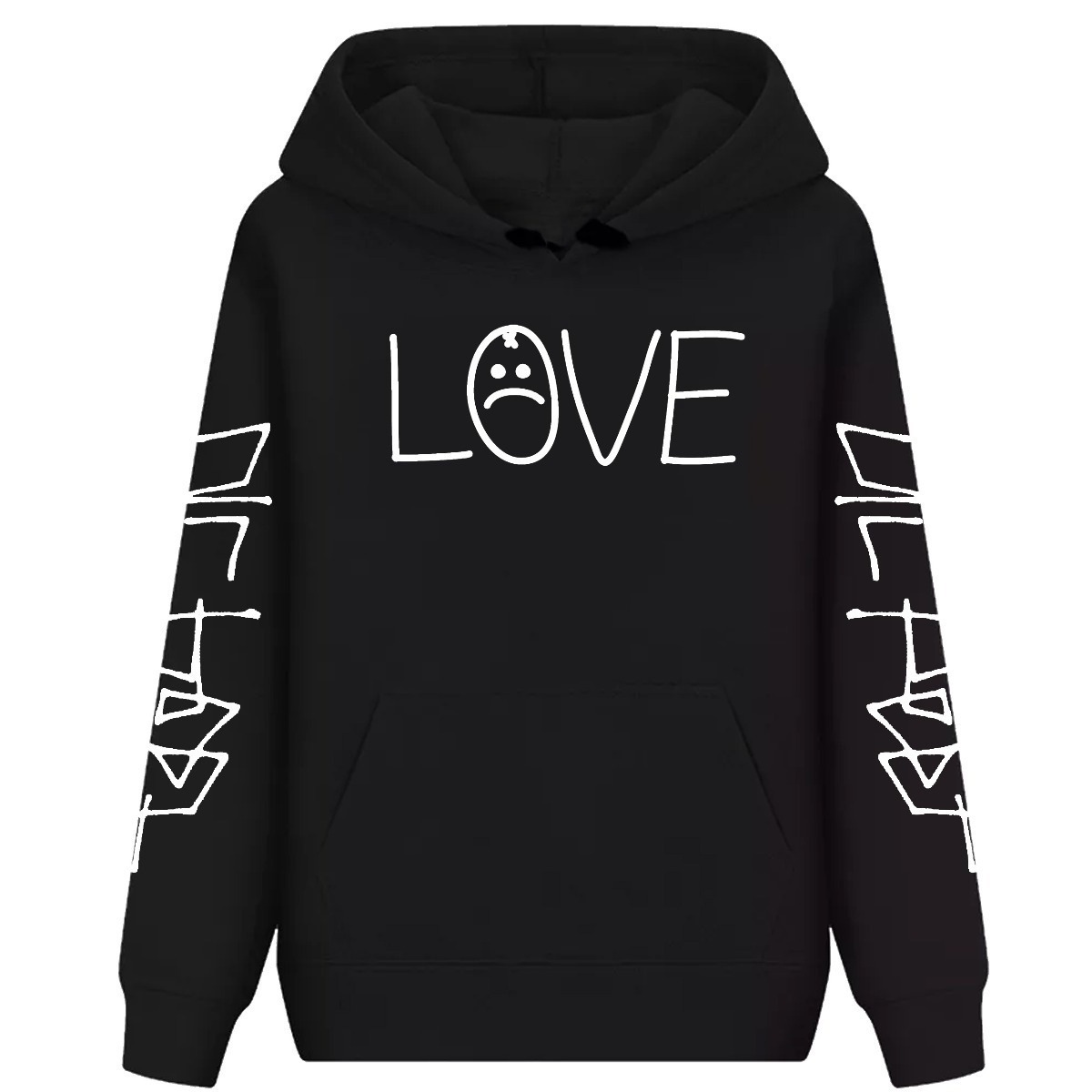 blusa de frio casaco agasalho moletom lil peep love mod 03. Carregando zoom. 2c710b5446b48