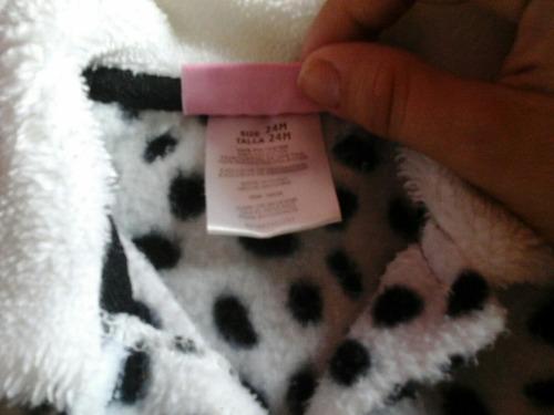 blusa de frio felpuda com cachorrinhos para crianças