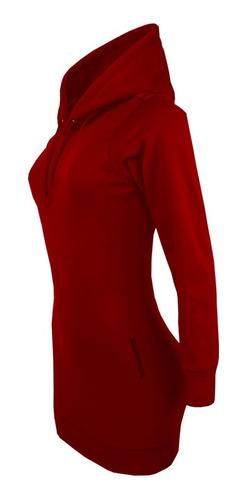 blusa de frio feminina blusa moletom longline oversized b04