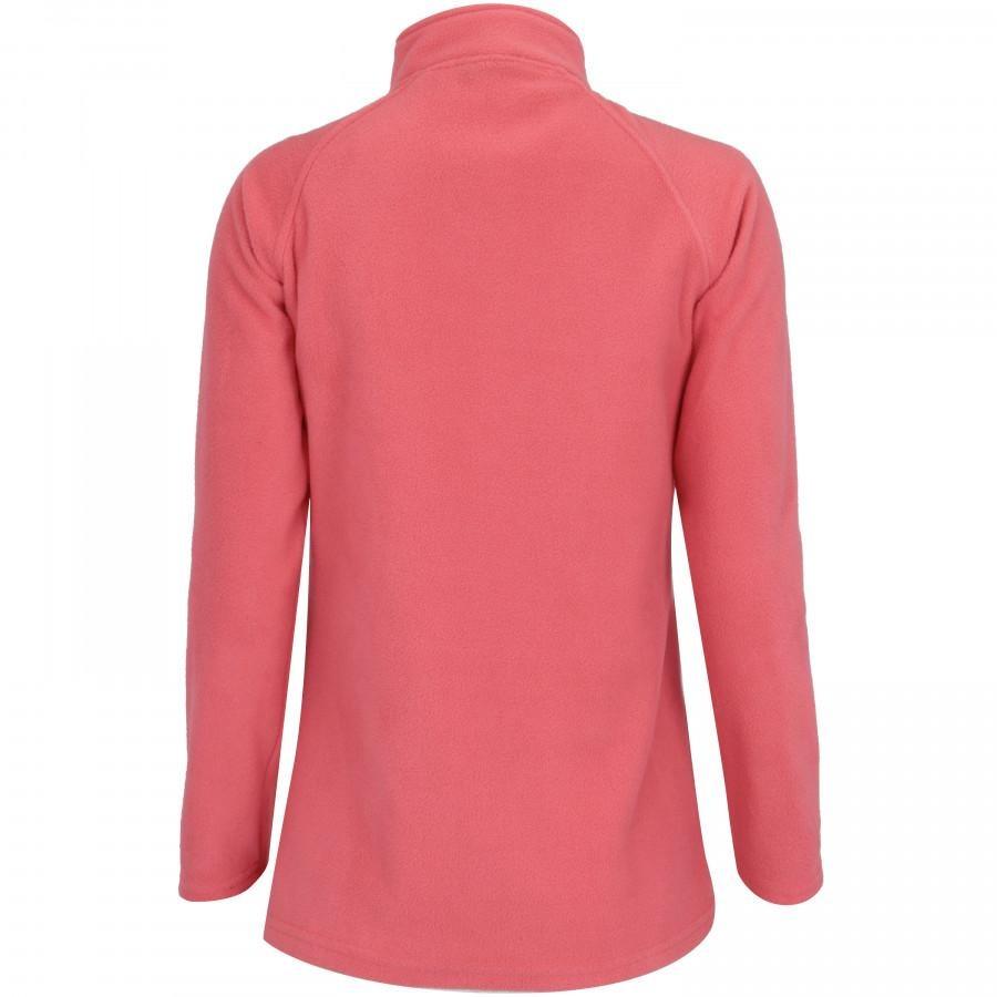 blusa de frio fleece nord outdoor basic - feminina - coral. Carregando zoom. eebc81d5f1d