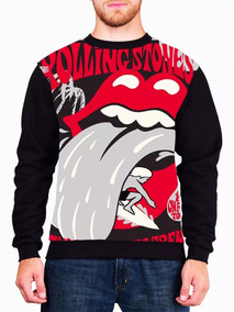 f653a705e8 Moletom Rolling Stones - Calçados