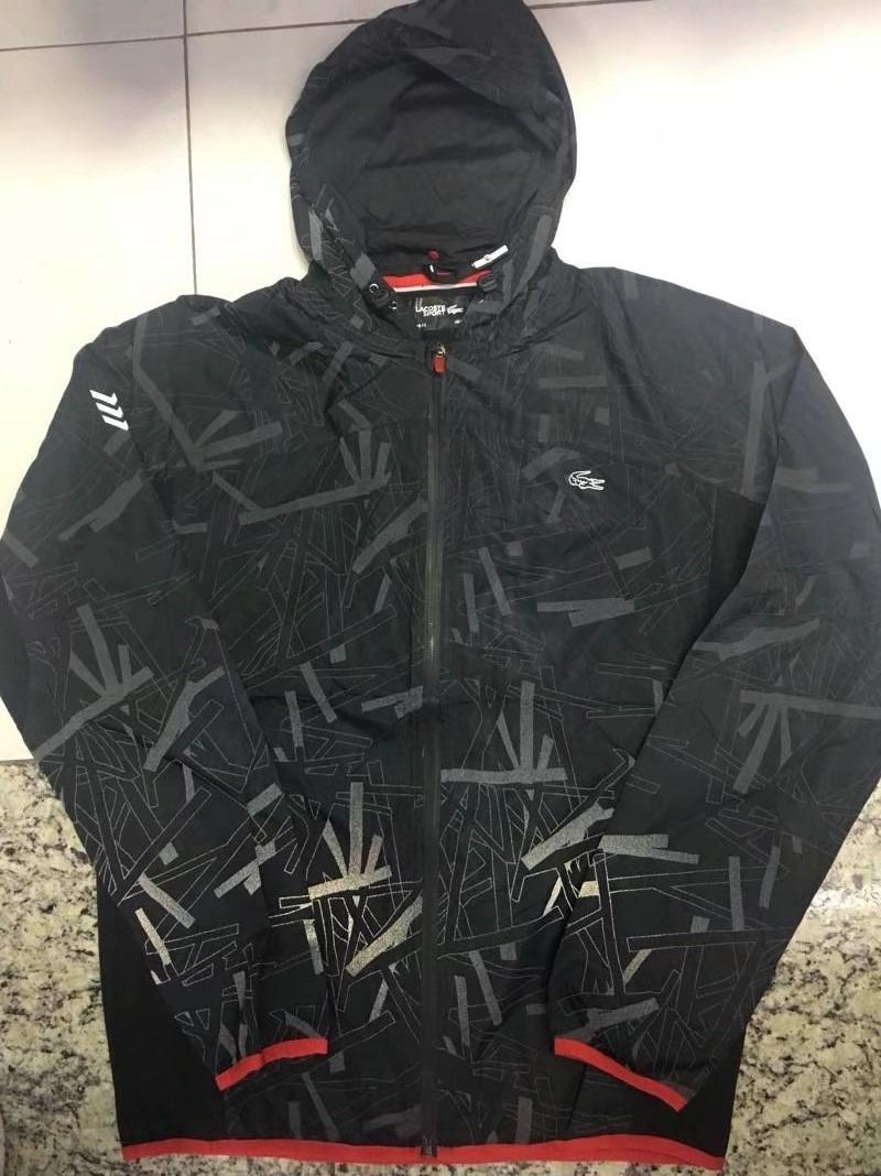 blusa de frio lacoste masculino jaqueta corta vento ! ! ! Carregando zoom. 9dd048d298