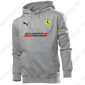 adf2eb47f1 Moletom Ferrari Santander - Calçados