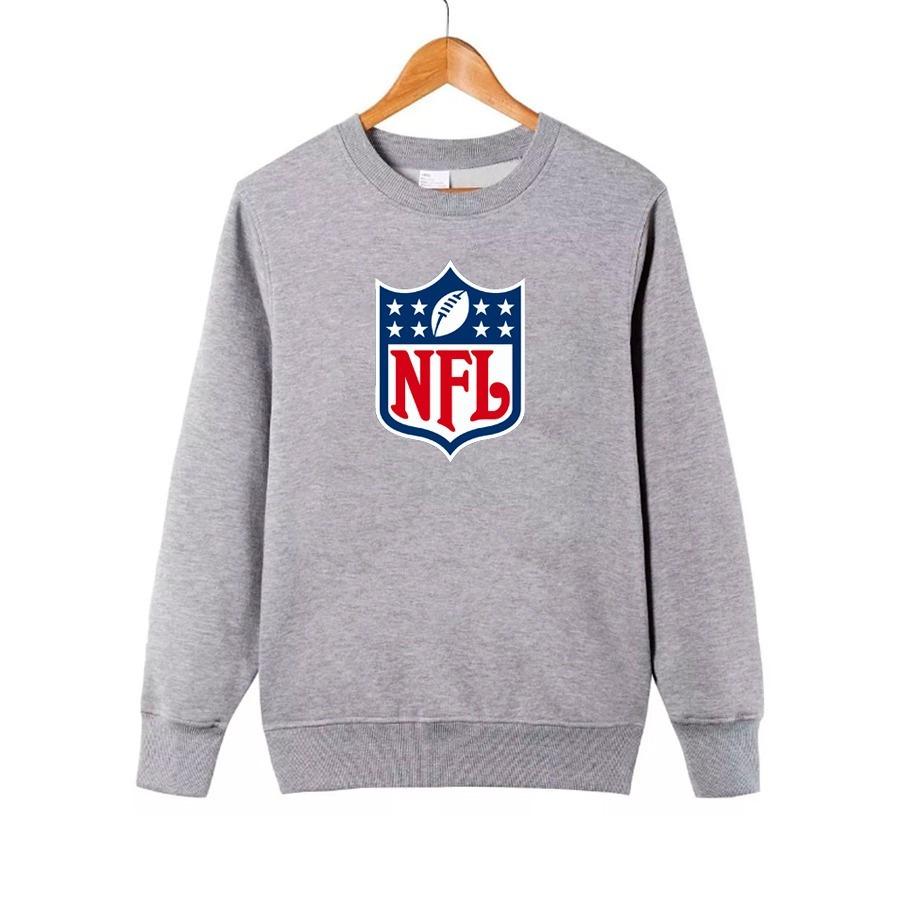 blusa de frio moletom nfl futebol americano casaco unissex. Carregando zoom. 43281fb4f9590