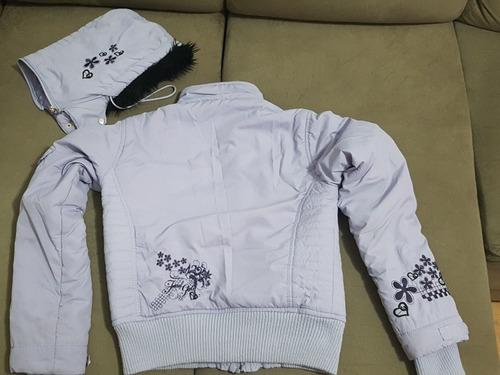 blusa de frio nylon