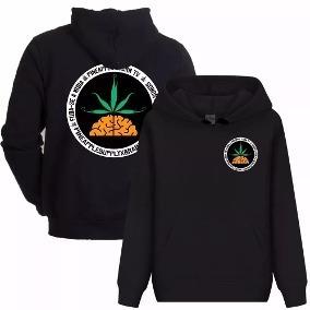blusa de frioo casaco moletom pineapple rap skate