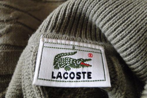 6d0bb52e6c90b Blusa De Lã Masculina Lacoste - 100% Original!! - R  199