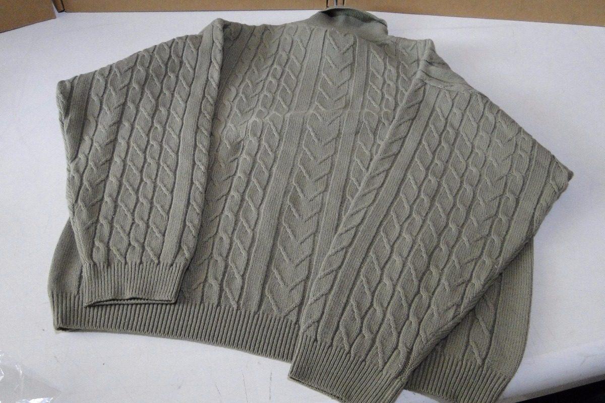 47f540d51b1 blusa de lã masculina lacoste - 100% original!! Carregando zoom.
