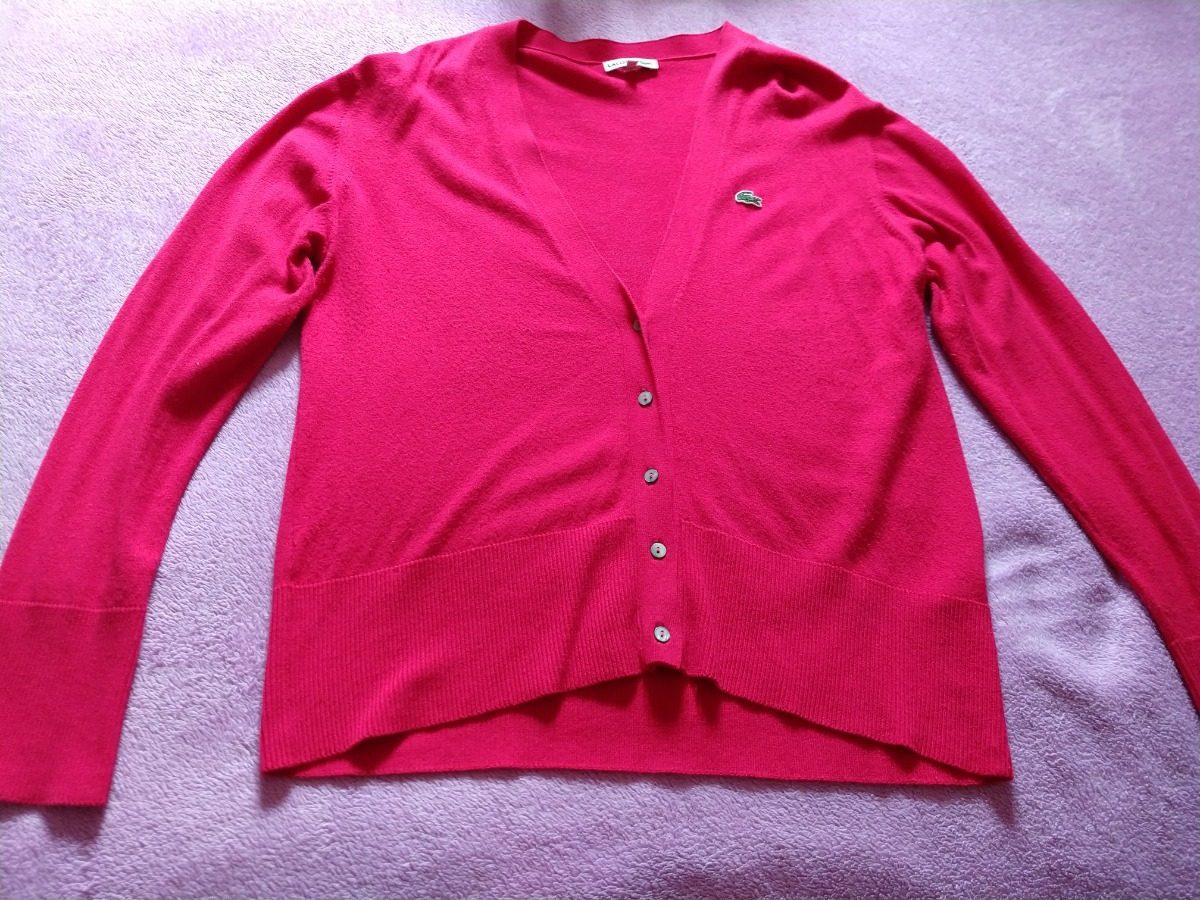 6c588bb43fca4 blusa de malha lacoste feminina. Carregando zoom.
