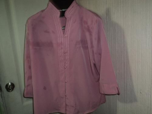 blusa de manga larga marca paloma