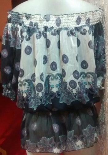 blusa de moda,  marca exotic. leer descripción!