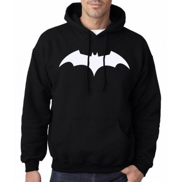 7e9fb0984c572 Blusa De Moletom Canguru Masculino E Feminino Batman - R  58