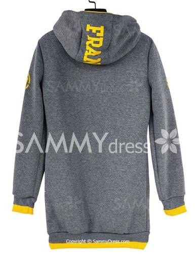 blusa de moletom com touca cinza