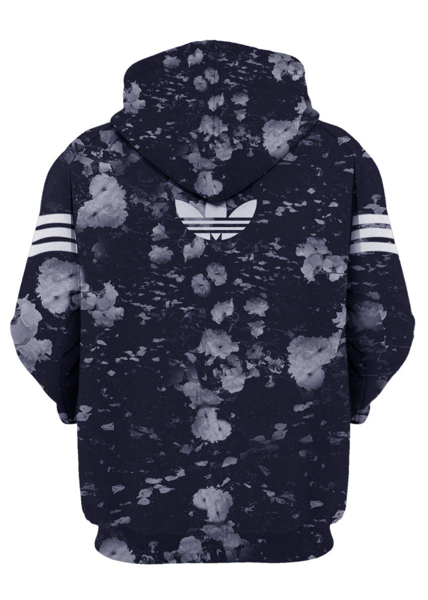 5948b512400 blusa de moletom florida adidas - para frio ( frete gratis. Carregando zoom.