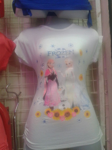 blusa de niña