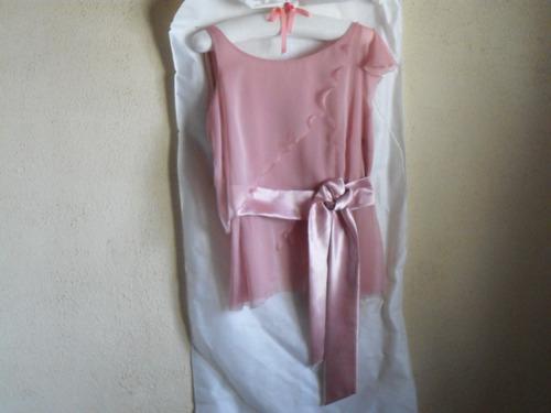 blusa de noche de seda natural. nueva -