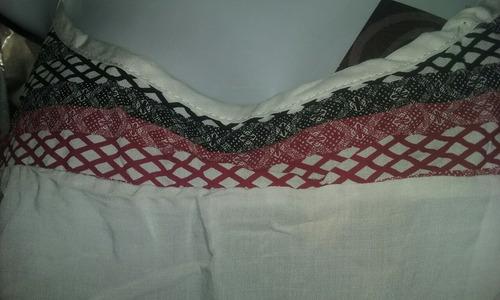 blusa de tiras