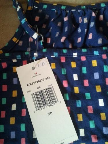 blusa de tiras tommy 100% original 100% algodon  usa