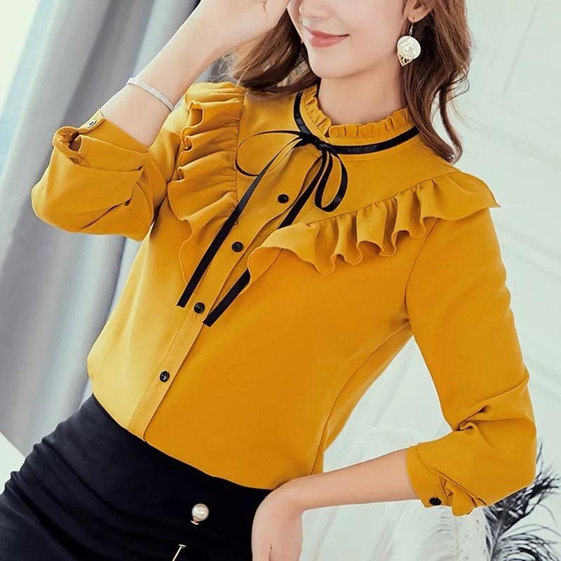 70943f5aa8a5d Blusa De Vestir Elegante Para Mujer -   355.11 en Mercado Libre